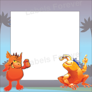 Photo labels (Monster)